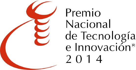 Premio nacional de tecnología e Innovación 2014