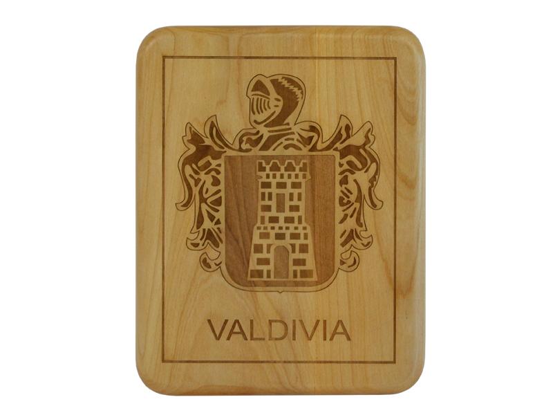 Recuerdo con imagen o foto grabbia for Madera maple