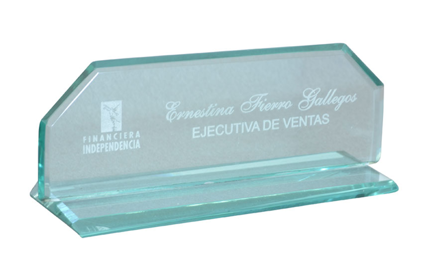 Personificador brasilia grabbia - Vidrio plastico transparente precio ...