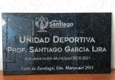 Placa Conmemorativa en mármol