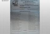 Placa Conmemorativa Acero Inoxidable calibre 16